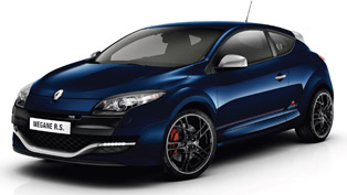 Megane Renaultsport Red Bull Racing RB8 Limited Edition