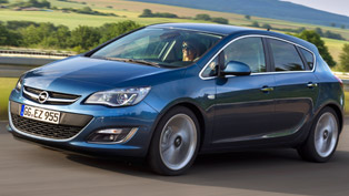 opel astra 1.6 liter sidi turbo - 170hp and 280nm