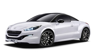 Magnetic Specification Adds To Peugeot RCZ Range