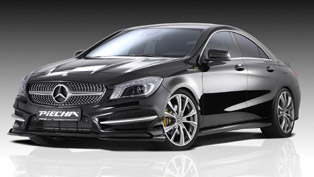 Piecha Design Mercedes-Benz CLA