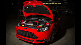 ROUSH Ford Focus ST Gets Upgraded [VIDEO]