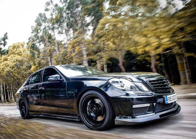 Revozport Mercedes Benz E63 Amg