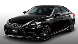 Toyota Racing Development 2014 Lexus IS