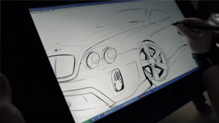 Vilner Bentley Continental GT Teased Again [VIDEO]