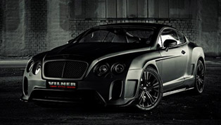 Vilner Teases The Tuned Interior Of Bentley Continental GT [VIDEO]