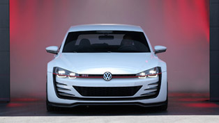 Officially Revealed: Volkswagen Design Vision GTI Concept