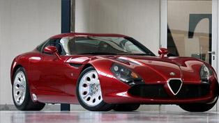 Zagato Alfa Romeo TZ3 Stradale [video]