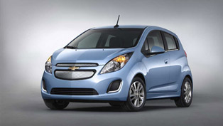 2014 Chevrolet Spark EV - Pricing Announced