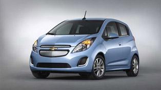 2014 Chevrolet Spark EV - Pricing Announced