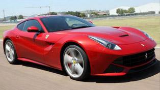 Ferrari F12 Berlinetta [video]