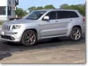 Hennessey Jeep Grand Cherokee SRT8 - 1/4 mile 12.6 seconds