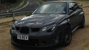 Revolution Motorstore Subaru Impreza WRX STI - Nurburgring [video]