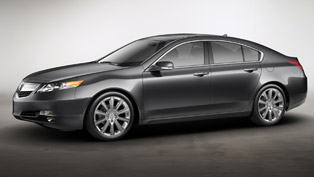 2013 Acura TL Special Edition - US Price $37,405