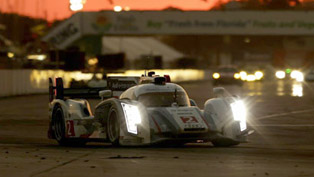 Audi R18 e-tron quattro Focuses On Safety At Le Mans