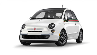 2013 Fiat 500 and 500c by Gucci