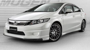 2013 honda civic mugen - sport and driving pleasure
