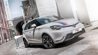 MG Unveiles 2013 MG3 Urban Vehicle