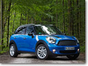 MINI Extends The Range of All-Wheel Models