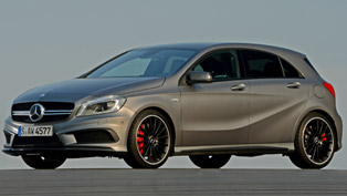 2013 Mercedes-Benz A 45 AMG - UK Price £37,845