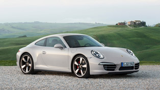 2013 Porsche 911 50 Years Anniversary Edition