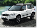 2013 Skoda Yeti Adventure Edition - UK Price £18,640