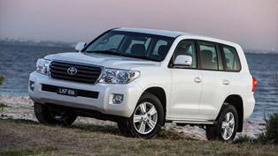 Toyota LandCruiser 200 Altitude Special Edition Includes More Equipment