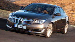 2013 vauxhall insignia - uk price