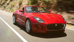 Jaguar F-Type Is The Official Pace Car At Pittsburgh Vintage Grand Prix