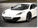 McLaren MP4-12C – 0-96 km/h in 2.8 seconds