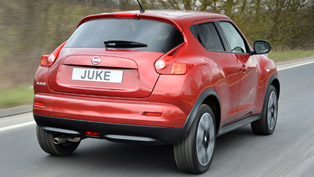 2013 Nissan Juke 1.5 dCi - Improved Fuel Economy