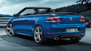 2013 Volkswagen Golf VI R Cabriolet - UK Price £33,170