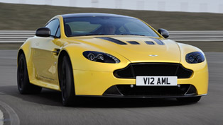 2014 Aston Martin V12 Vantage S - 0-100 km/h in 3.9 seconds