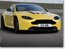 2014 Aston Martin V12 Vantage S – 0-100 km/h in 3.9 seconds