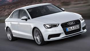 2014 Audi A3 Sedan - UK Price £24,275