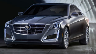 2014 Cadillac CTS - US Price $46,025