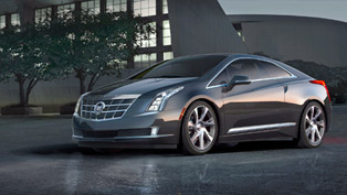 2014 Cadillac ELR Equipped With EREV Propulsion System