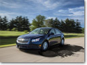 2014 Chevrolet Cruze Clean Turbo Diesel With Featured Overboost