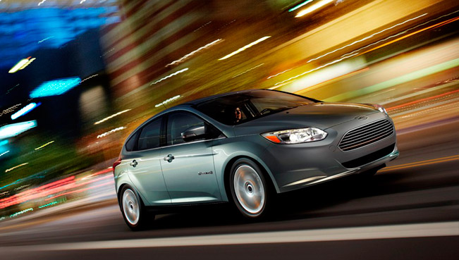 2014 ford focus electric to be built and distributed in europe. Black Bedroom Furniture Sets. Home Design Ideas