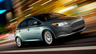 2014 Ford Focus Electric To Be Built And Distributed In Europe