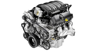 2014 Chevrolet Silverado and GMC Sierra V6