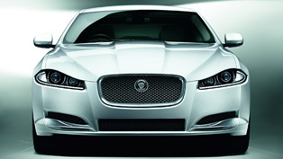 2014 Jaguar XF 2.2 ECO Diesel - 163HP and 400Nm