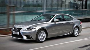 2014 Lexus IS With Included Advanced Technology Pack