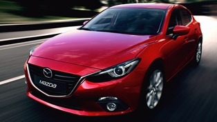 2014 Mazda3 - Improved Design and Fuel Efficiency