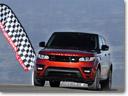 2014 Range Rover Sport Sets Pikes Peak Hill Climb Record