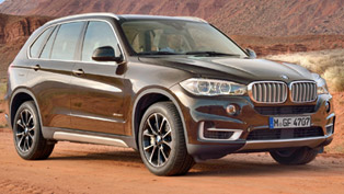 2014 BMW X5 F15 - US Price $53,725