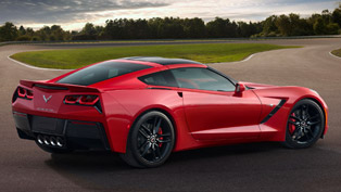 2014 chevrolet corvette stingray - uk price £61,495