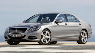 2014 Mercedes-Benz S-Class - UK Price £62,650
