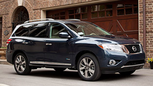 2014 Nissan Pathfinder - US Price