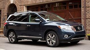 2014 Nissan Pathfinder - US Price