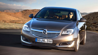 2014 opel insignia to debut at frankfurt motor show